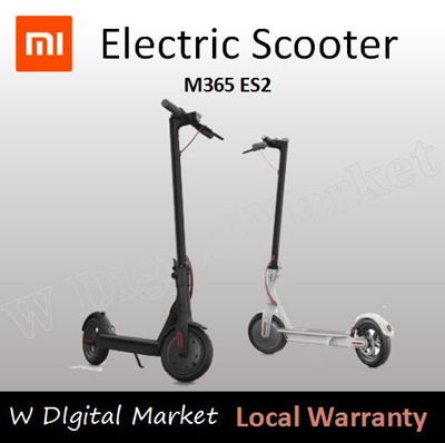 XiaomiOriginal Xiaomi Mijia M365 Smart Electric Scooter foldable mi  lightweight long board hoverboard skat
