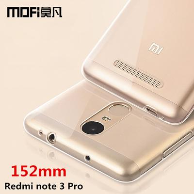 best loved 5902c ceed0 xiaomi Redmi Note 3 Pro SE case cover MOFi redmi note 3 Special Edition  case silicon back 152mm