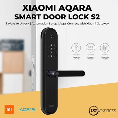 Qoo10 Smart Door Lock Small Appliances