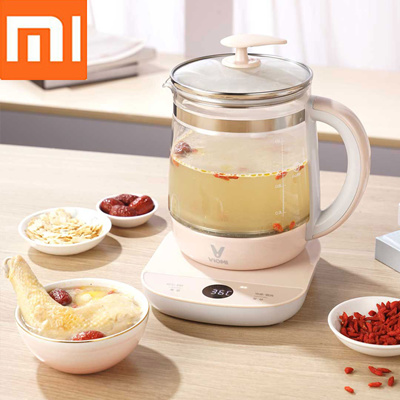 Xiaomi Viomi Multi Function Electric Kettle 8 Menu 12 Hours Reservation 2 Hours Insulation Safety