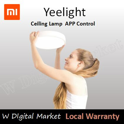 XiaomiXIAOMI Mi Yeelight Smart LED Ceiling Light Wifi Bluetooth Remote Lamp