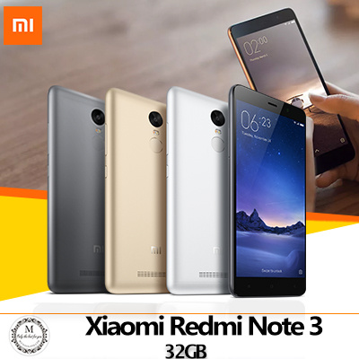 Xiaomi Redmi Note 3 pro [32GB/3GB RAM] [Export Set] [