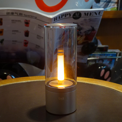 [Xiaomi] Xiaomi Rite YLFW01YL candle light mood APP