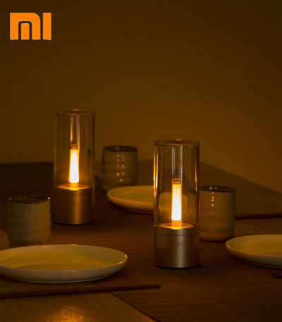 Xiaomi Yeelight Intelligent Candle Lit Atmosphere Light Stepless Brightness  Adjustment APP Control