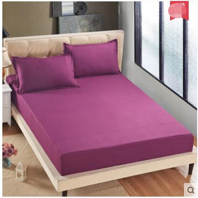 Xin Ge Lan Pure Color Simmons Protective Bed Sets Bedspread Cover Mattress  Cover Single Bed Set