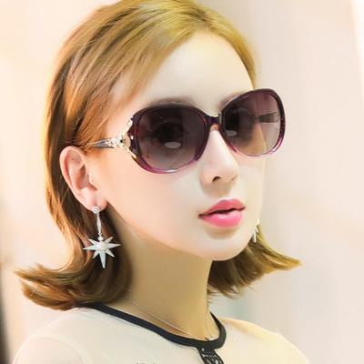 164ce58a9f6 Qoo10 - Xisha 2017 new elegant ladies polarized lenses sunglasses glasses  roun...   Fashion Accessor.