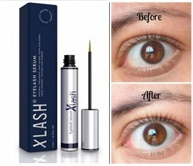 7ef5ef3f081 Xlash Eyelash Serum 3ml and 6ml / Natural Longer Eyelashes / Fastest Grow /  100%