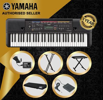 Qoo10 yamaha psr e263 tv entertainment top seller beginner yamaha music keyboard psr e263 portable 61 key piano keyboard fandeluxe Image collections