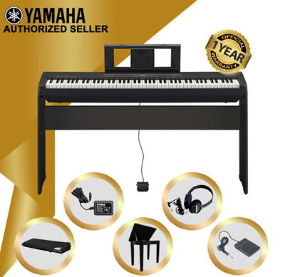 YAMAHA[Top Seller] Yamaha P-45 / P45 88 Keys Digital Piano