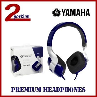 d8e3a3932e5 Qoo10 - YAMAHA HPH-M82 PREMIUM ON EAR HEADPHONES / HEADSET WITH MIC ...