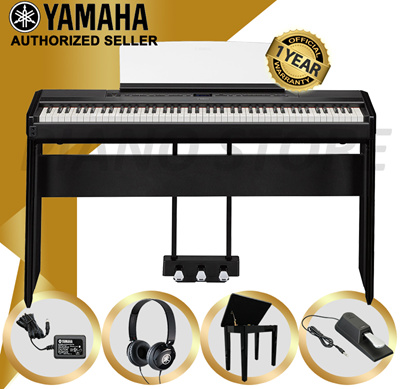 YAMAHAYamaha P-515 88 Keys Portable Digital Piano Keyboard | Luxury with  Wooden Key