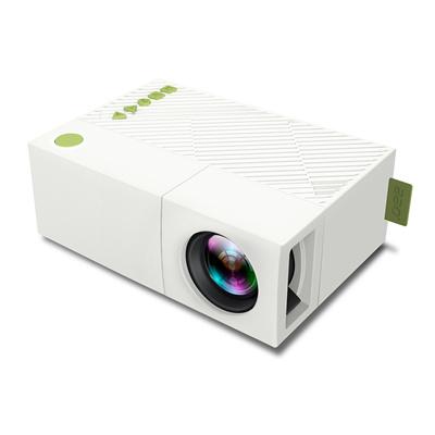 Qoo10 yg300 upgrade yg310 mini portable home projector for Portable handheld projector