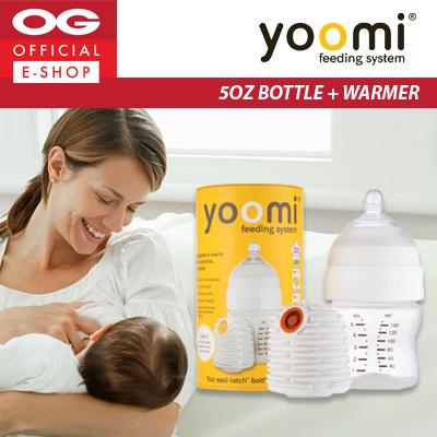 a6a6685a5024 Qoo10 - ♥ Yoomi 5oz Bottle + Warmer ♥   Baby   Maternity