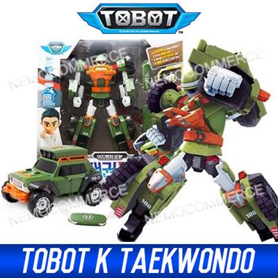 Qoo10 Tobot Young Toys Tobot K Taekwondo Tobot
