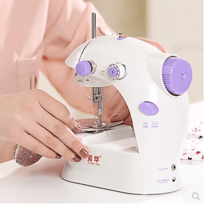Qoo40 Youth Sewing Machine 40 Manual Small Household Sewing Cool Youth Sewing Machine