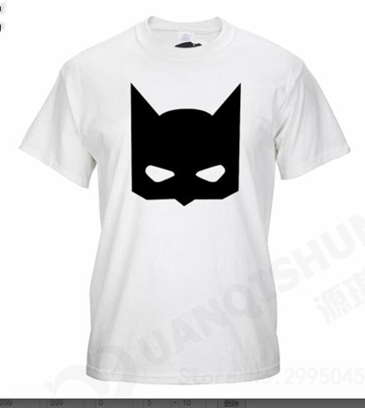 e90f0da1f17 YUANQISHUN 100% COTTON Men T Shirt Batman T Shirts Fashion Personalized  Custom Tshirts Batmen Funny