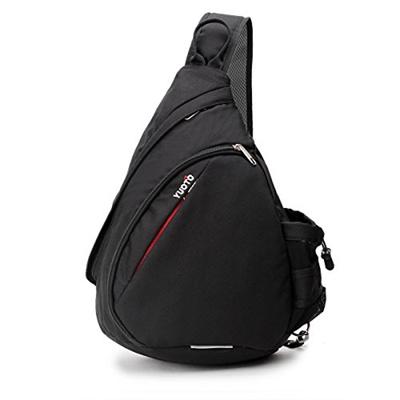 6118ba1428 Qoo10 - YUOTO Sling Backpack One Strap Crossbody Rope Sling Shoulder Bag  Women...   Men s Bags   Sho.
