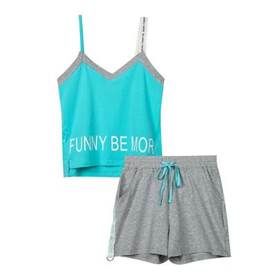 Qoo10 - Yusano Women Pajama Sets Shorts Cotton Sexy Sleepwear Set Nightwear  V-...   Underwear   Sock. af48c068a