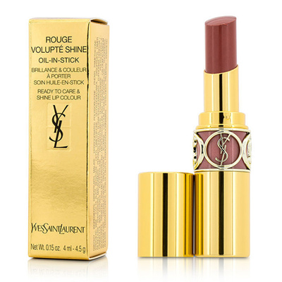 e3fd516d76 Yves Saint LaurentYves Saint Laurent Rouge Volupte Shine - #47 Beige Blouse  4.5g