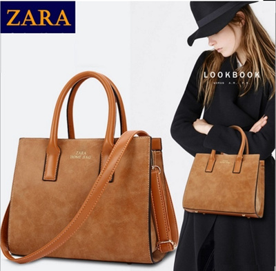 Zara Handbag Sling Bag Available 3 Colors