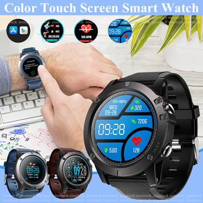 Qoo10 Zeblaze Vibe 3 Pro Color Touch Screen Sport Smartwatch Ip67