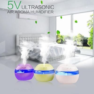 Zero Radiation USB Creative Gifts Humidifier / Aromatherapy Machine / Air  Cleaner
