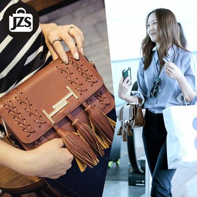 c95831bd160d Zheng Xiujing Krystal star baodan shoulder Crossbody flow Su Xiaofang bag  handbags woven bag