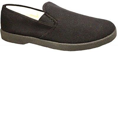 5981ba24c5c Qoo10 - (Zig Zag) Men s Loafers Slip-Ons DIRECT FROM USA Zig Zag Mens Canvas  ...   Men s Bags   Sho.