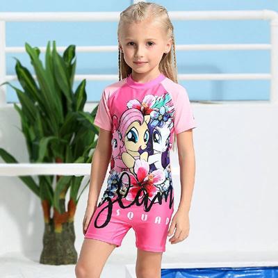 ecc1e1282dfe0 Ruffle Baby Swimsuits Infant Girls Bikini One Piece Bathing Suits. Qoo10  Zoke Children Bathing Suit Girl Child Cute Little Mabauli