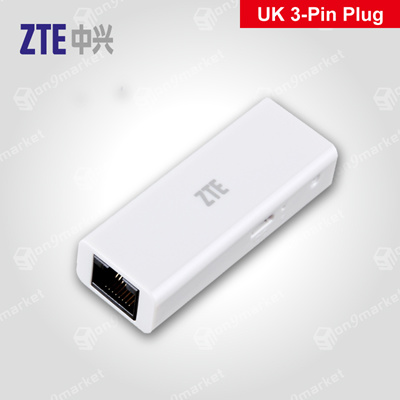 ZTEZTE W5 Wireless router (White) Sharing Wifi With lan Cable connection