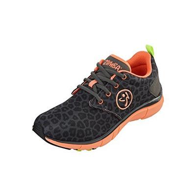e98f37245fbfb Qoo10 - Zumba Womens Fly Print Dance Shoe