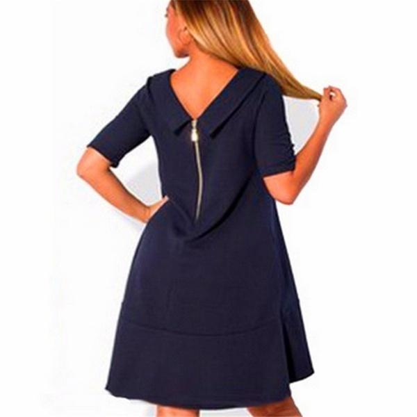 高品質プラスサイズ6XLファッション半袖カジュアルセクシーなクロスバックシフトドレス女性の夏