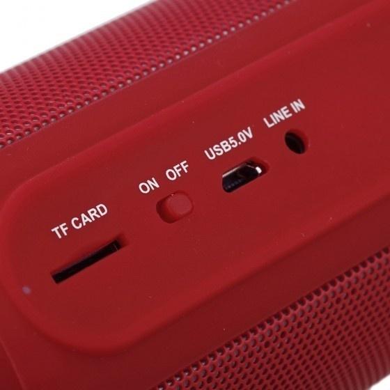 AEC Bluetoothステレオスピーカーサブウーファー(MICサポート付き)