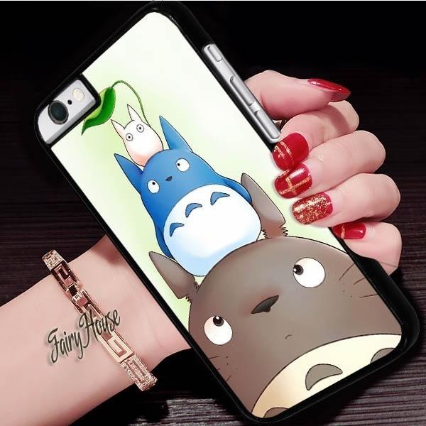 特別なかわいい日本のアニメトトロのパターンファッション電話のケースプラスチックのハードバックカバーの電話殻fo