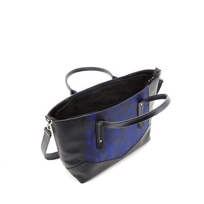 ALIBI PARIS-BT0137B5-MERRYANA BAG-WOMEN-Sling Bag-PVC-BLACK