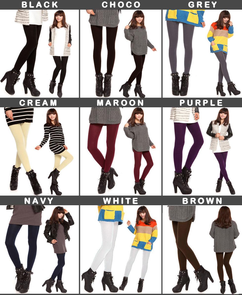 Qoo10 Legging Kaos Import Underwear Socks