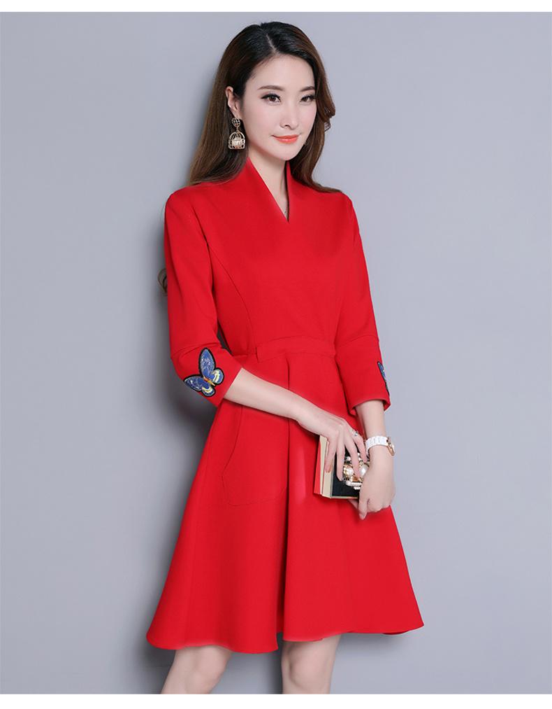 【55555shop】無地韓国ファッションTシャツ 大人の女性の必須 シンプル ドルマンスリーブ短袖 レディース  スリム・ライン 着痩せ 夏ファッション ワンピース
