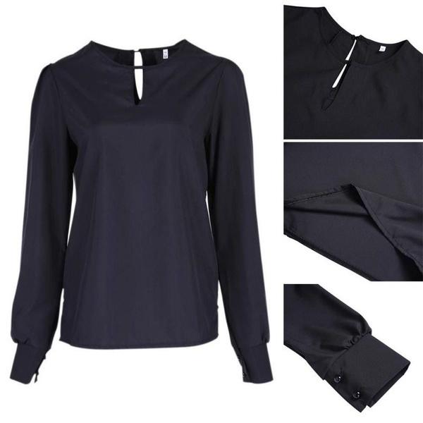 新しい女性のセーターとプルオーバー長袖レースプルオーバージャンパールーズセーターニットトップサイズ6-