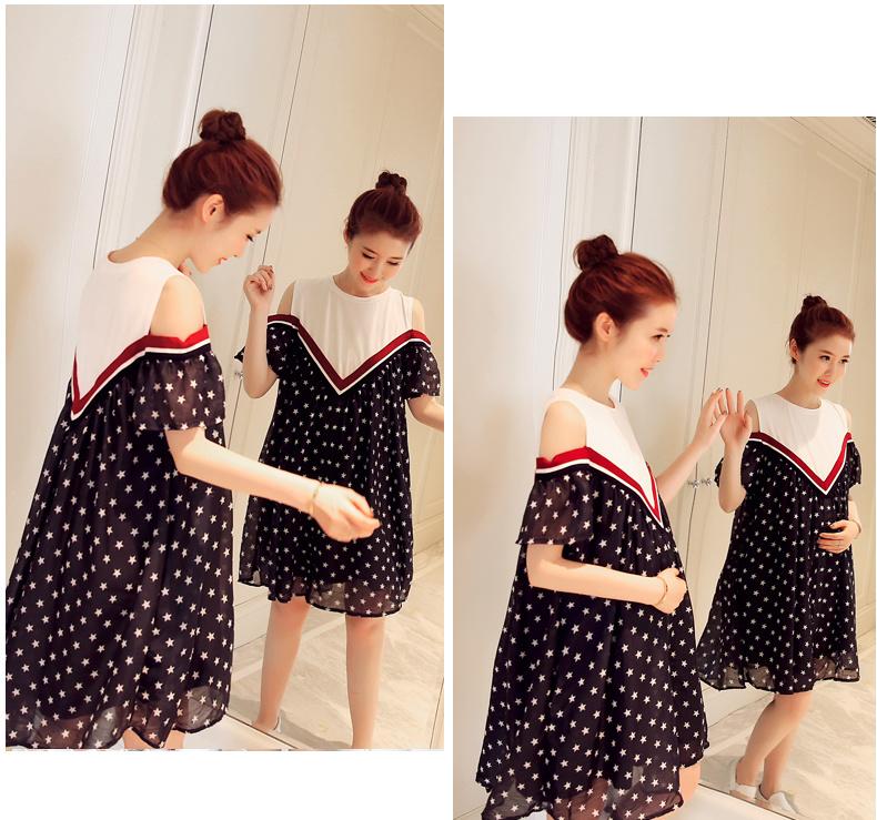 [55555SHOP]妊婦服 韓国ファッション/コート/長袖Tシャツ/ワイシャツ/ショートパンツ/コート/スカート/コート シャツ/ヨガ/レジャー/ワンピース/ヒップホップ