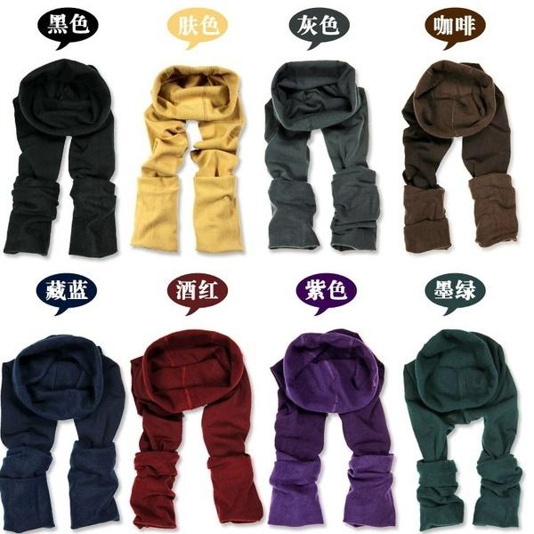 高品質の女性の柔らかい秋冬の暖かい綿のパンツは、モノラルのブラジャーのズボンの女性の脚