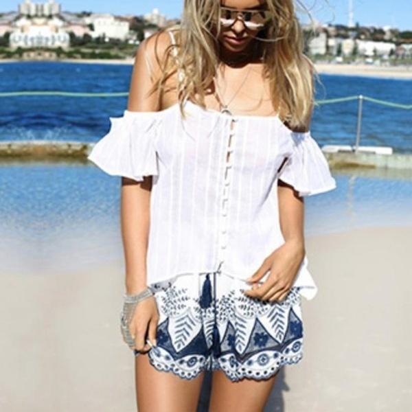 ホットセール新しい2017年の夏のTシャツの女性のスタイルの薄いプラスサイズの緩いバットウィングスリーブの女性のTシャツカット