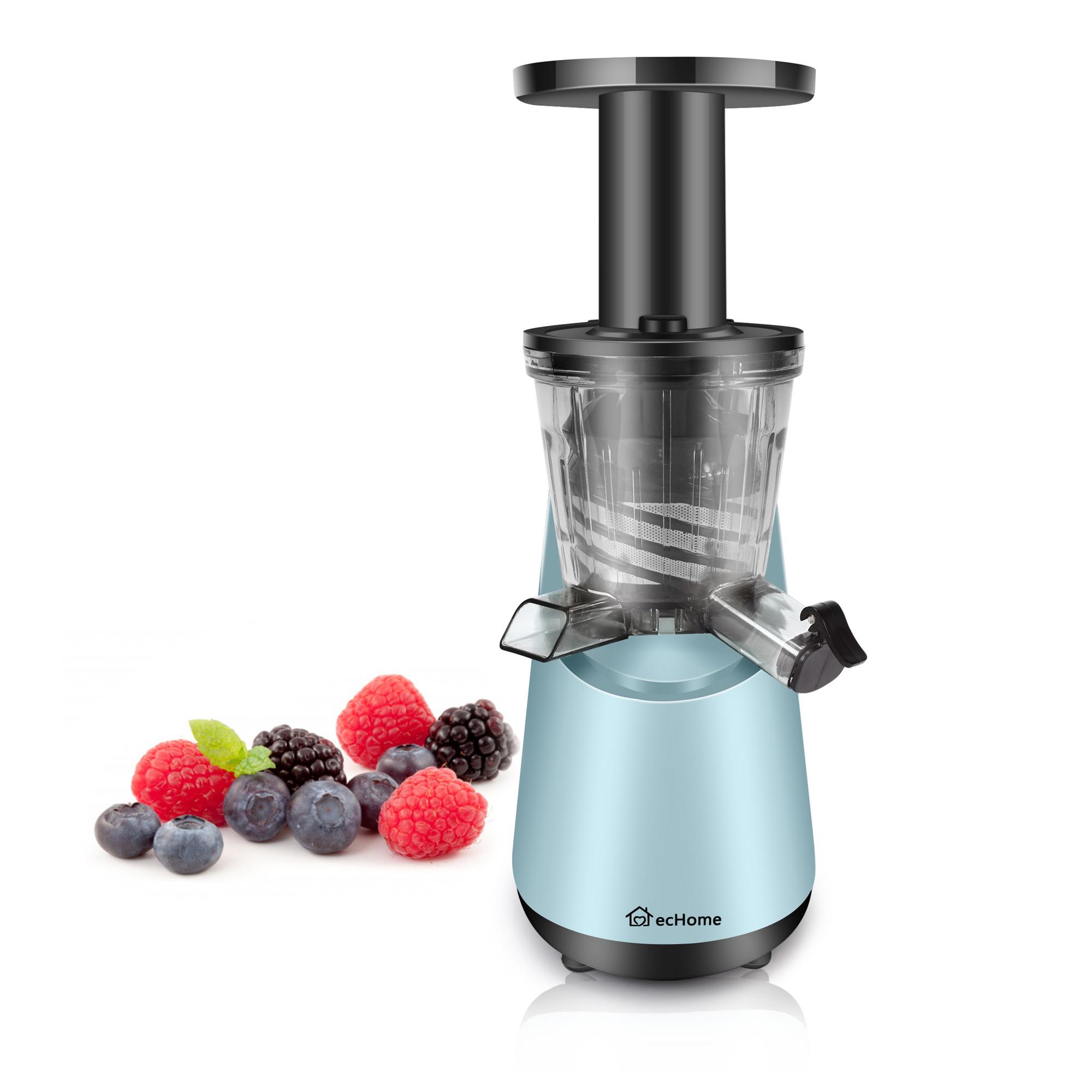 Qoo10 ecHome Slow Juicer Fruit Vegetable Cold Press Juice