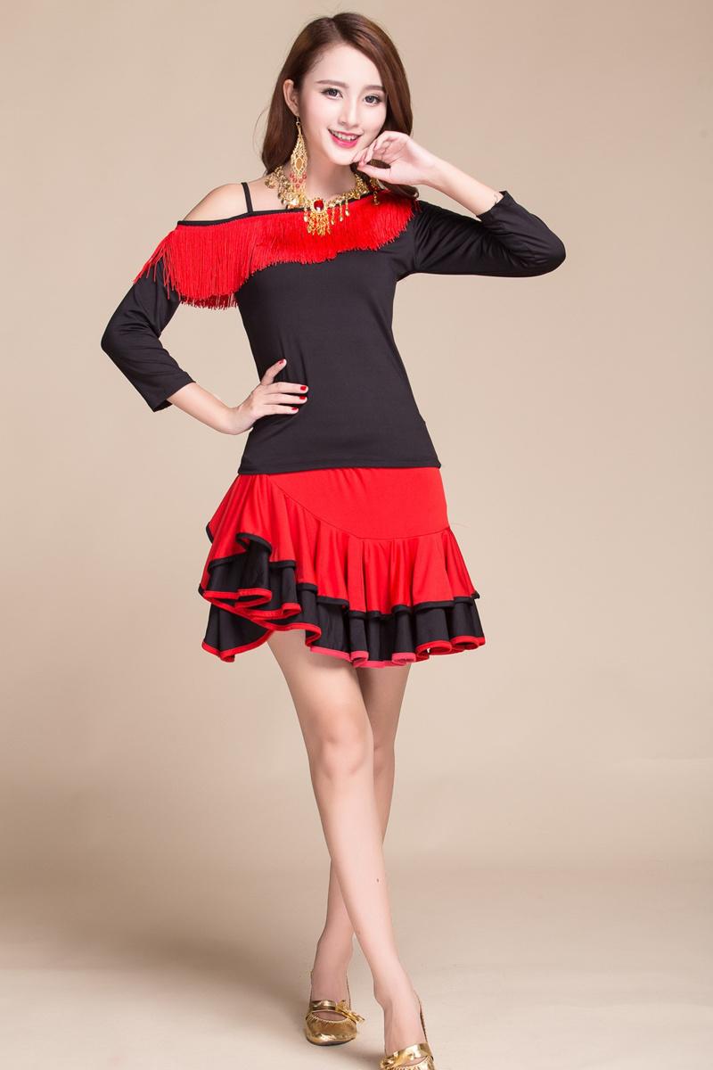 レディース 1920年代風 セクシー ペイズリー アールデコ スパンコール タッセル フリンジ ラテンダンス ドレススパンコールフリンジ ワンピース ダンス衣装