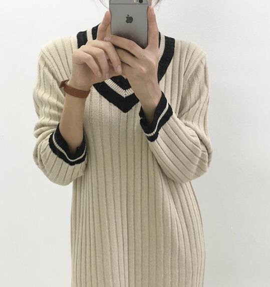 [55597SHOP]マキシ丈ワンピース 長袖 ポケット フード付 パーカー ワンピース スウェット ゆったり ルームウェア