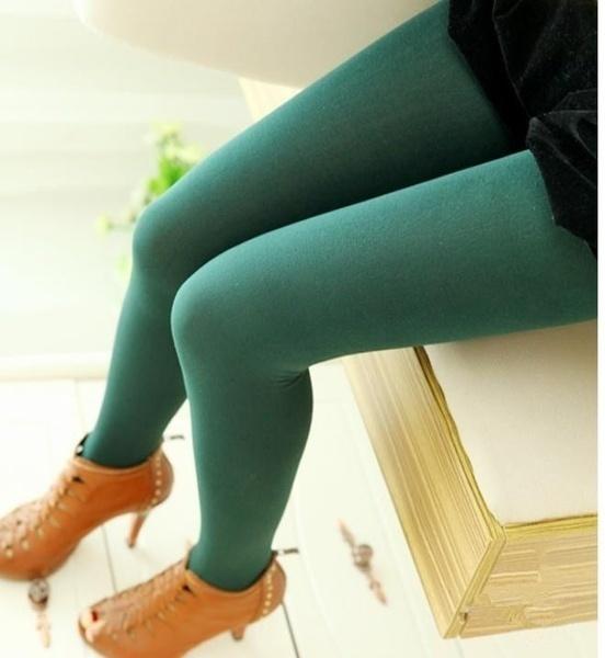 トップファッション快適な女性のコットンパンツジャングルのレギンス冬暖かいHotsale新しい