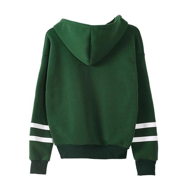 ファッション女性の暖かい冬のフード付きロングセクションジャケットアウトウェアコート
