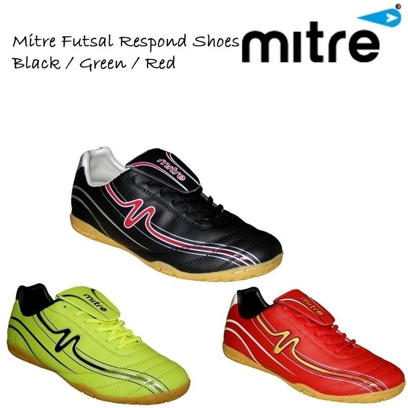 Original Mitre Futsal Shoes UK Branded