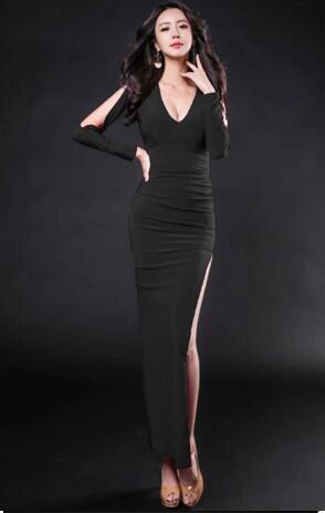★韓国ファッション★女性ファッション★体つきラインを綺麗に支えてくれるニット・ワンピース★デートファッション★