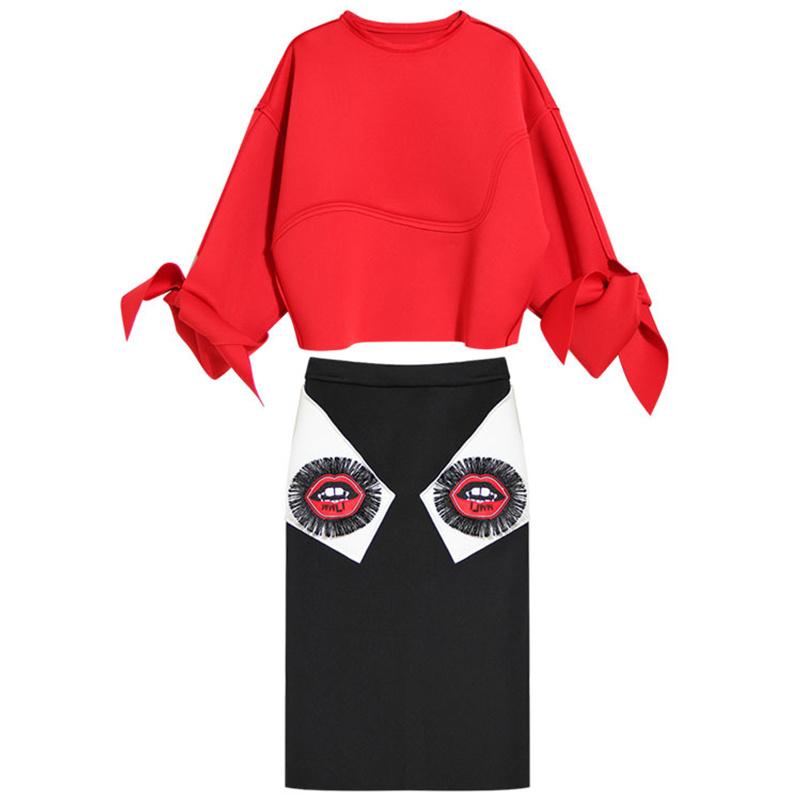 【RH34】韓国風スカート/高品質 スエードタッチワンピース/2点セット/コサージュ/つりスカート/Tシャツ/セクシーなワンピース/レーススカート/礼装ドレス/ハイウエストスカート