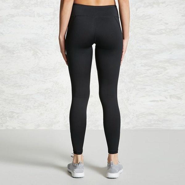 女性のスポーツヨガワークアウトジムレギングパンツエクササイズズボン運動服